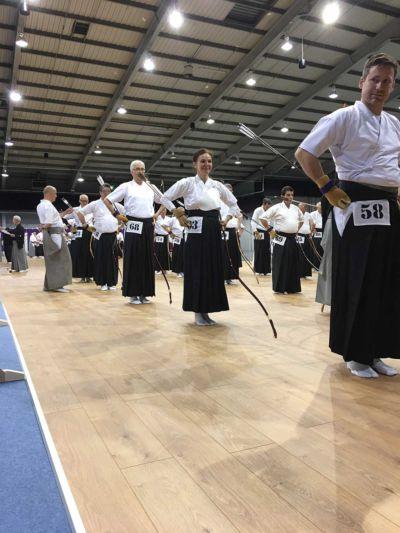 IKYF Seminar 2017 in Telford, England